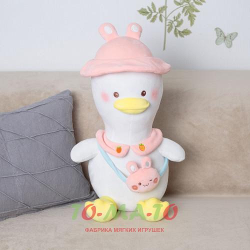 Мягкая игрушка Утка AE404011419P