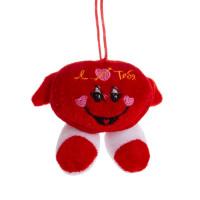 Мягкая игрушка Сердечко DL100900605R