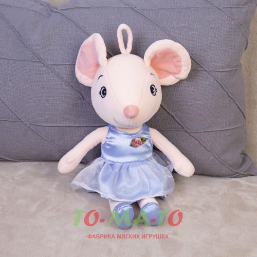 Мягкая игрушка Мышь DL203705614BL