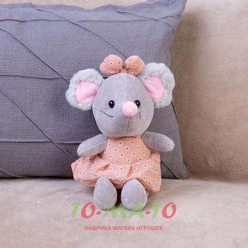 Мягкая игрушка Мышка DL203405326O
