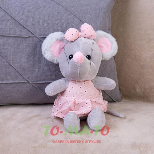 Мягкая игрушка Мышка DL202605327P