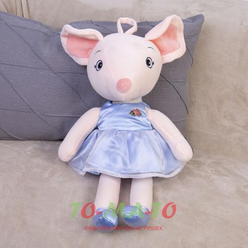 Мягкая игрушка Мышка DL205205613BL