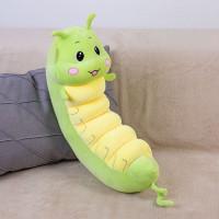 Мягкая игрушка Гусеница DL205207316GN