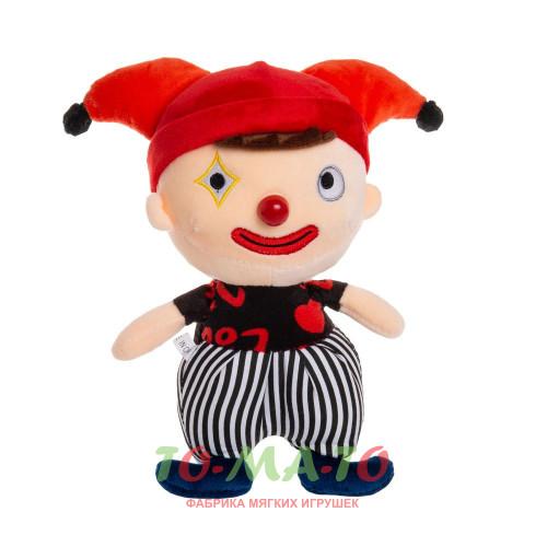 Мягкая игрушка Клоун MN202003304BK