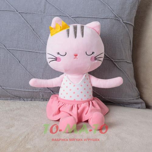 Мягкая игрушка Кошка JR403411011P