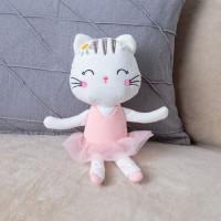 Мягкая игрушка Кошка JR405811005W
