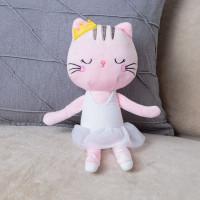 Мягкая игрушка Кошка JR405811007P