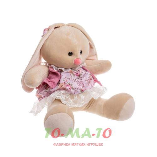 Мягкая игрушка Заяц LC203203601PE