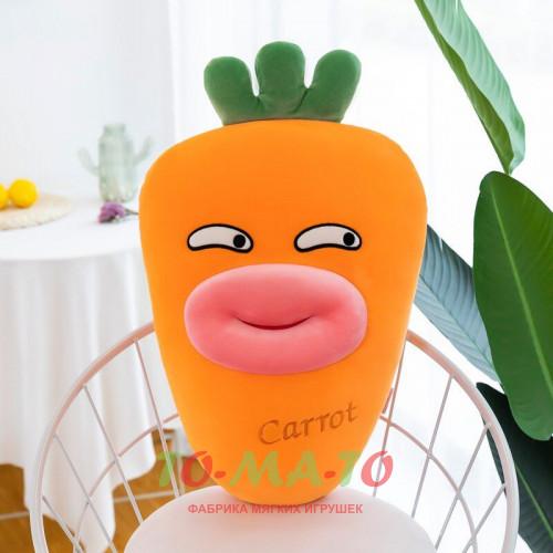 Мягкая игрушка Подушка Морковь DL304009702O