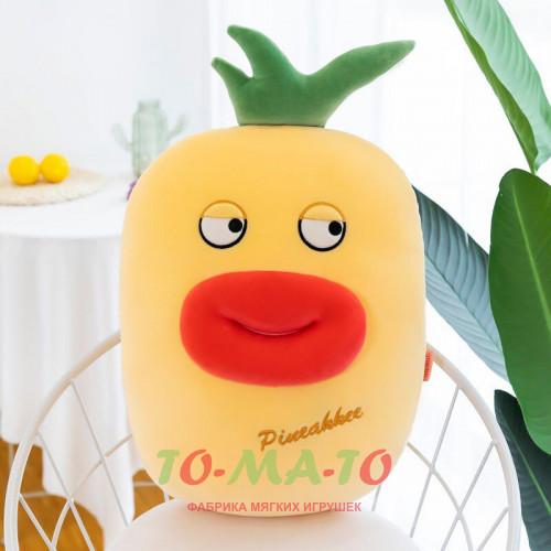 Мягкая игрушка Подушка Ананас DL304009701Y