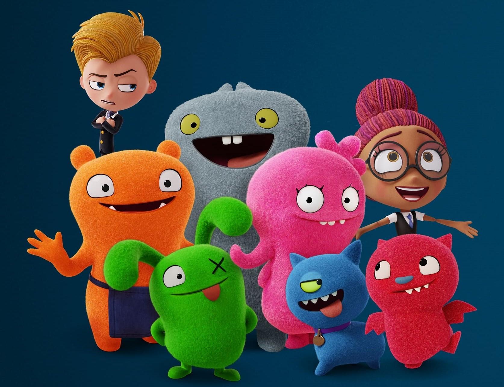 Uglydoll - популярные в мире игрушки