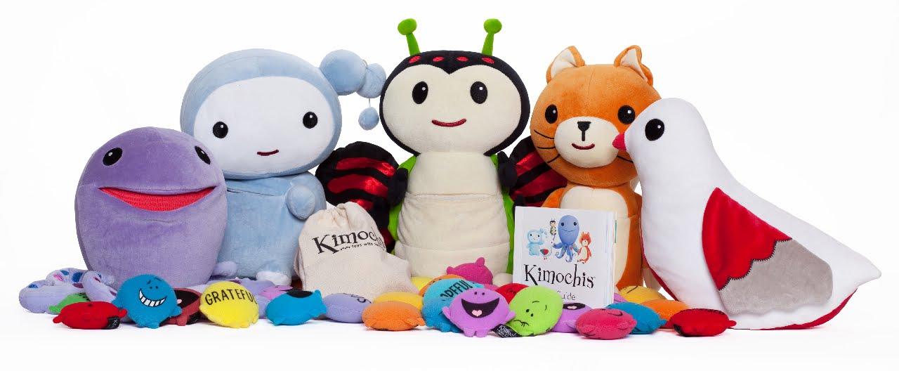 Странные игрушки кимочи - Какие бывают на свете игрушки