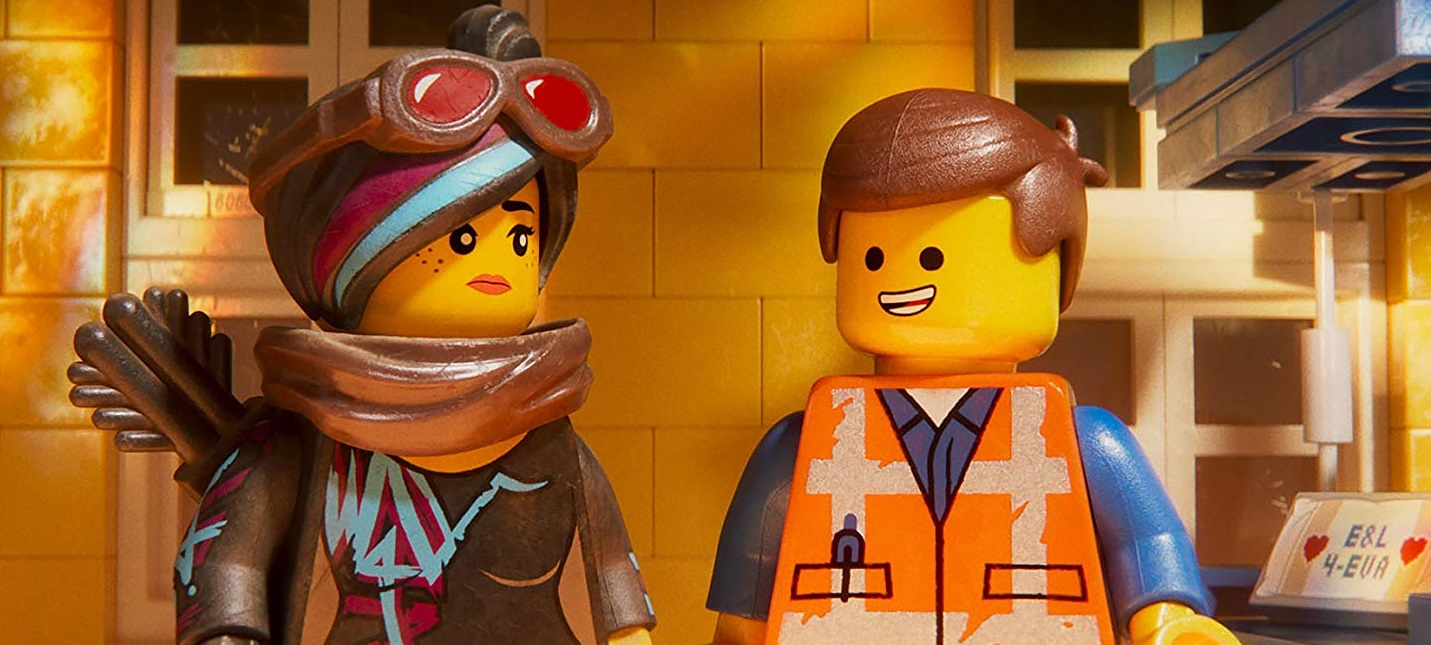 Отрывок из мультфильма Лего
