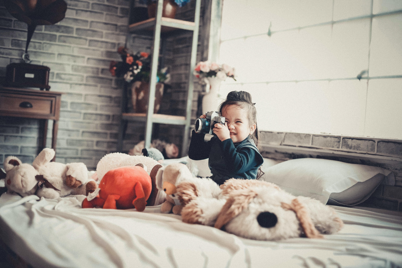 Мягкие игрушки с какого возраста дарить и покупать детям - Томато
