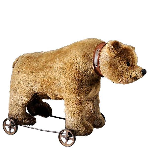 Первая мягкая игрушка Медвежонок 55PB от Маргарет Штейфф